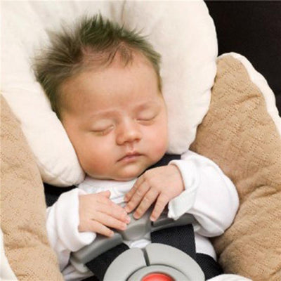 Stroller / Car Seat Head & Body Support Pillow