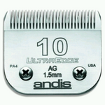 Andis 10 Blade, Andis Blades, FWS - Love Groomers