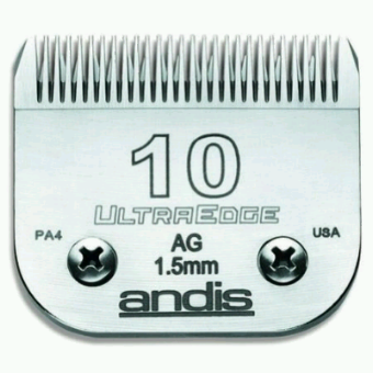 Andis 10 Blade, Andis Blades - Love Groomers