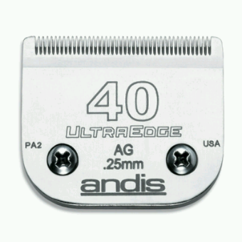 Andis 40 Blade, Andis Blades, FWS - Love Groomers