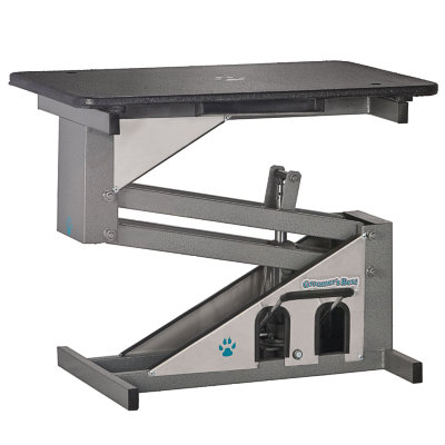 "Groomer's Best Hydraulic Table 48"", Groomer's Best Tables, Groomer's Best - Love Groomers"