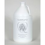Quadruped Whitener Brightener Protein Conditioning Shampoo, Gallons of Quadruped Shampoo - Love Groomers