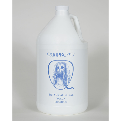 Quadruped Botanical Royal Yucca, Gallons of Quadruped Shampoo - Love Groomers