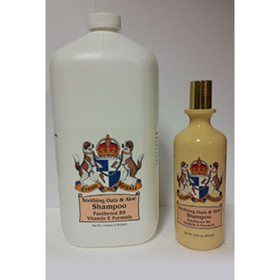 Crown Royale Soothing Oats & Aloe Shampoo, Crown Royal LTD, Crown Royale - Love Groomers