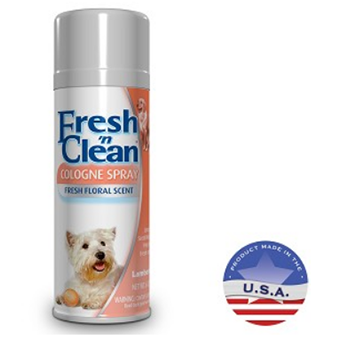 Lambert Kay Fresh 'N Clean Dog Cologne Spray - Fresh Floral Scent, Lambert Kay Cologne - Love Groomers