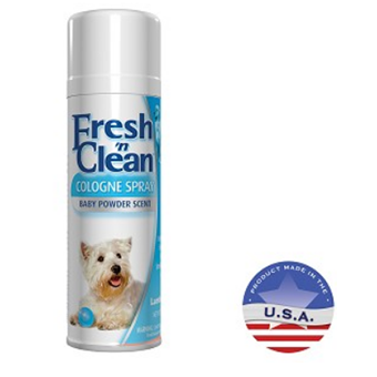 Lambert Kay Fresh 'N Clean Dog Cologne Spray - Baby Powder Scent, Lambert Kay Cologne - Love Groomers