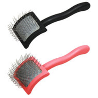 Chris Christensen Baby Groomer's Miracle Slicker Brush, Chris Christensen Brushes, Chris Christensen - Love Groomers