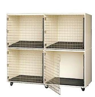 PetLift Cage Number 1, PetLift Cages - Love Groomers