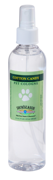 Showseason® Cotton Candy Cologne 8.5 oz., Show Season Cologne - Love Groomers