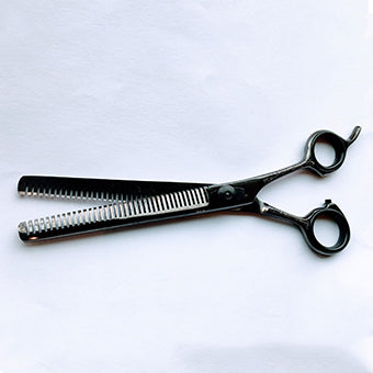 "CPC 7"" Teazer Double Thinner, CPC Shears and Knives, Continental Pet Company - Love Groomers"