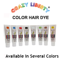 Crazy Liberty Hair Dye for Pets, Hair Dye, Crazy Liberty - Love Groomers