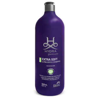 Hydra Extra Soft Ultra Gentle Shampoo and Facial, Hydra Shampoo, Hydra - Love Groomers