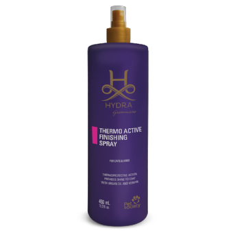 Hydra Thermo-Active Finishing Spray, Hydra Styling Aids - Love Groomers