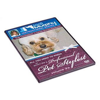 Jodi Murphy Volume 23: Cockapoo with a Dandie Dinmont Expression DVD
