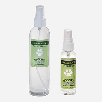 ShowSeason Spring Rain Pet Cologne, Show Season Cologne - Love Groomers