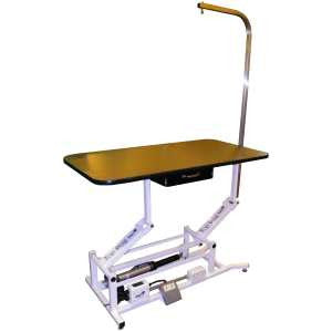 ultra lift top dog grooming table