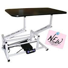 Ultra Lift The Paw Electric Grooming Table, Ultra Lift Grooming Tables - Love Groomers
