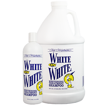Chris Christensen White on White Color Treatment Shampoo, Chris Christensen Shampoos, Chris Christensen - Love Groomers