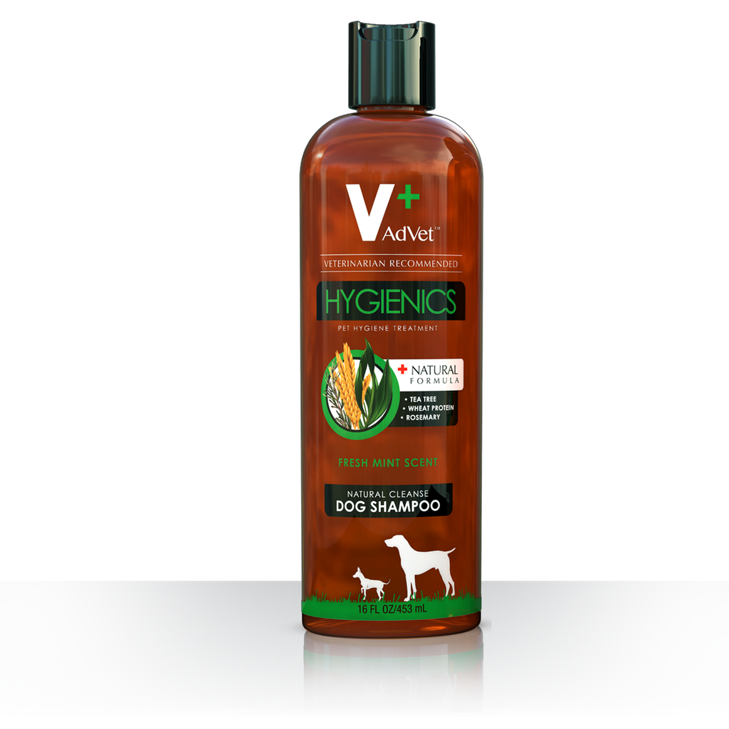 Advet Natural Cleanse Dog Shampoo Love Groomers