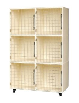PetLift 4′ Laminated Cage Assembly, PetLift Cages - Love Groomers