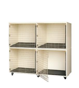 PetLift 6′ Laminated Cage Assembly, PetLift Cages - Love Groomers