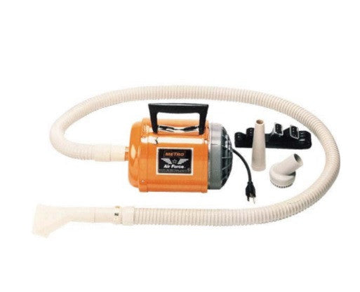 Metro Air Force Portable Single Speed 4 HP, Metro Dryers - Love Groomers