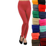 Yelete Fleece Lined Leggings