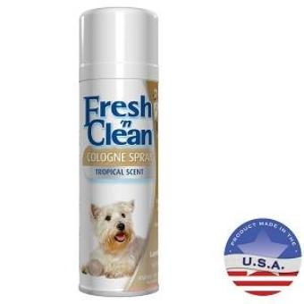 Lambert Kay Fresh 'N Clean Dog Cologne Spray - Tropical Scent, Lambert Kay Cologne - Love Groomers