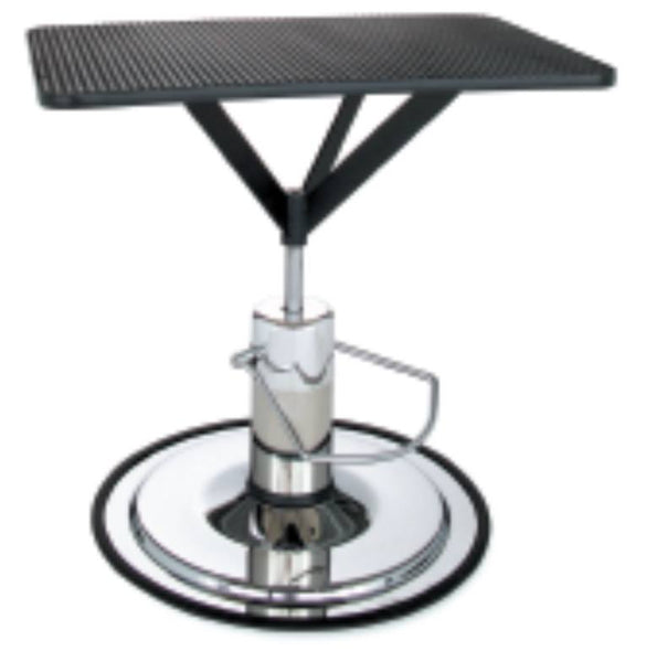 PetLift Classic Hydraulic Grooming Table with Rectangular Rotating Top, PetLift Grooming Tables - Love Groomers