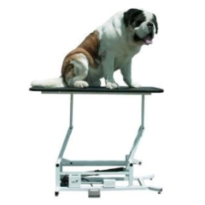 Ultra Lift Big Dog Standard Electric Grooming Table, Ultra Lift Grooming Tables - Love Groomers
