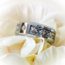 Men wedding ring (model# R201)