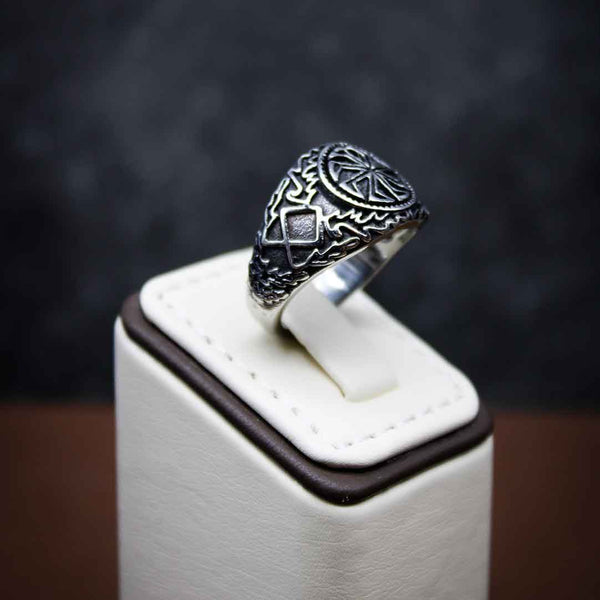 Stately Classic Ring (model# R306)