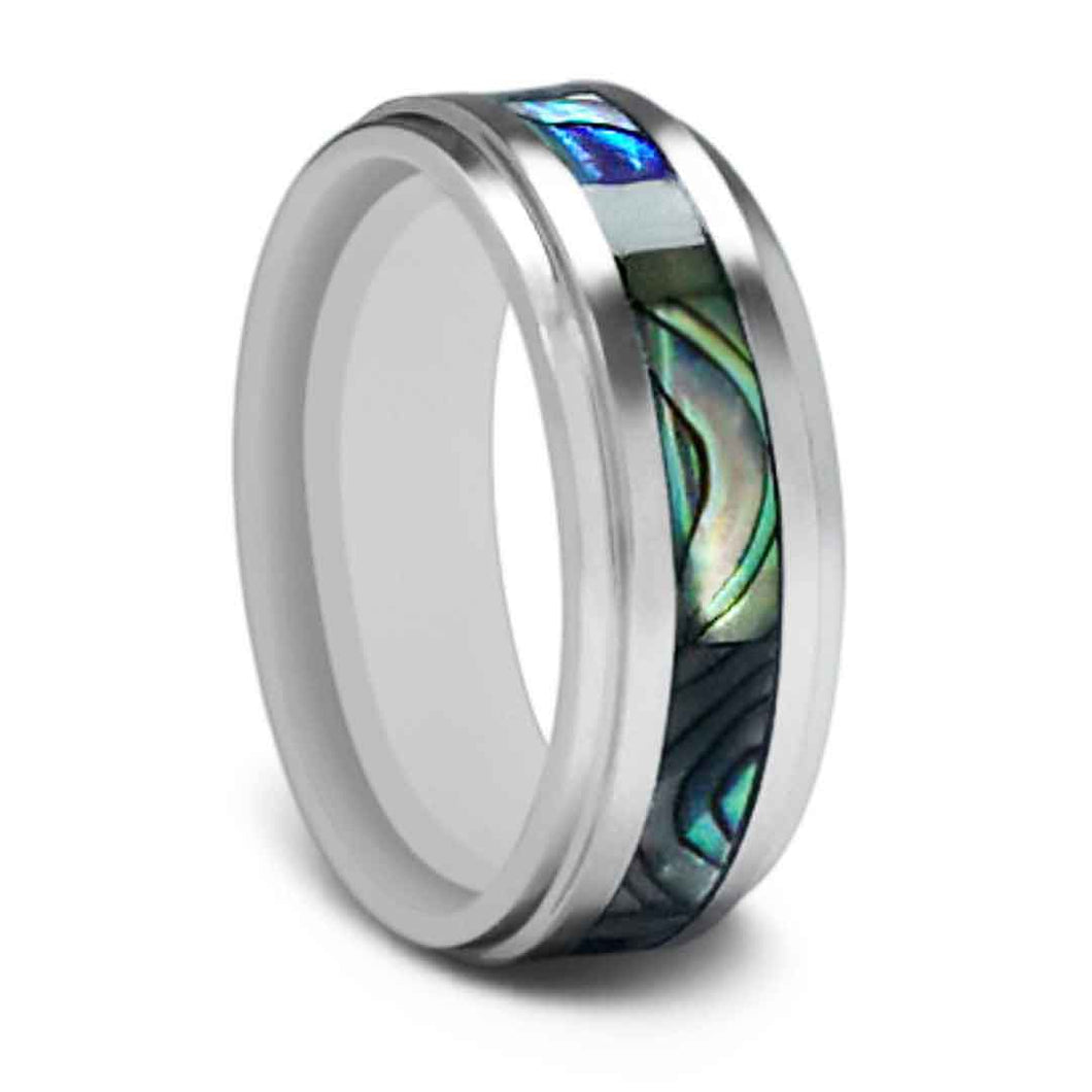 Men wedding ring (model# R202)