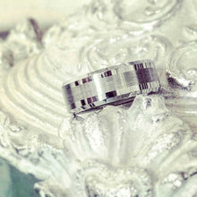 Men wedding ring (model# R203)