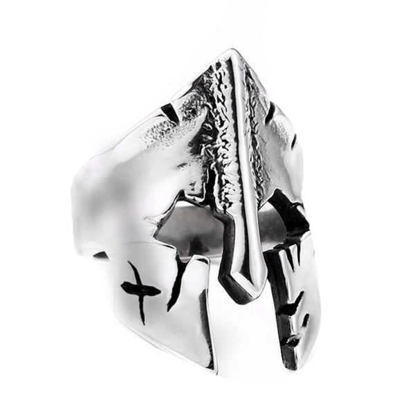Solider Mask ring stainless steel (model# R307)
