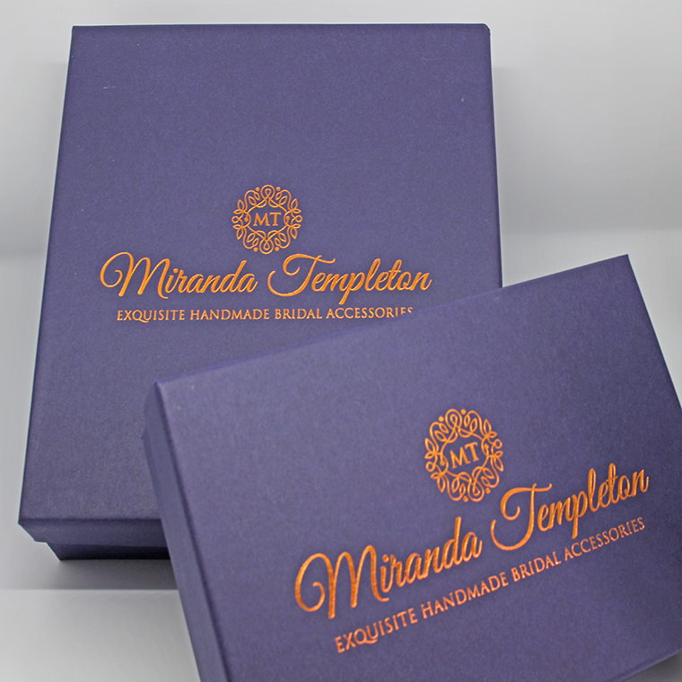 Miranda Templeton packaging