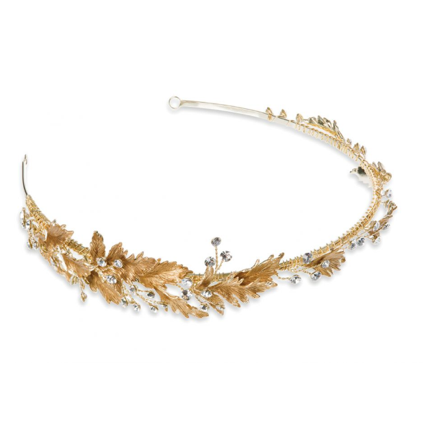 Apollo bridal headband