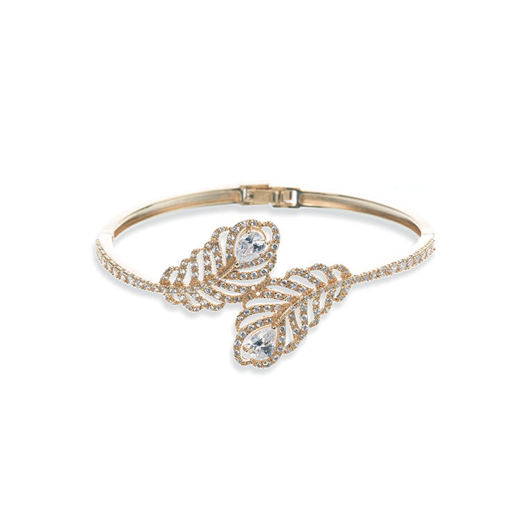 Long Island Gold bridal bracelet