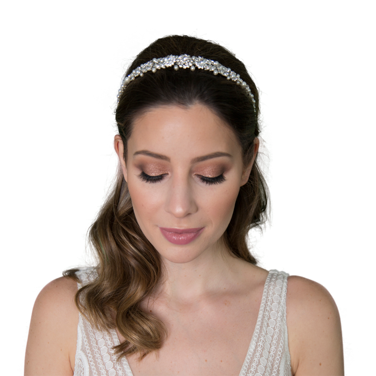 Neston bridal headband