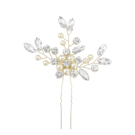 Davina Floral Cluster Hair Pin (Set of 1, 3 or 5)