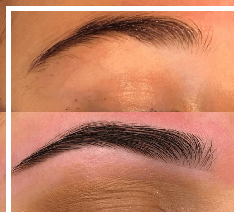 Magnetic Beauty Brow Transformation