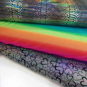 Dancewear fabric