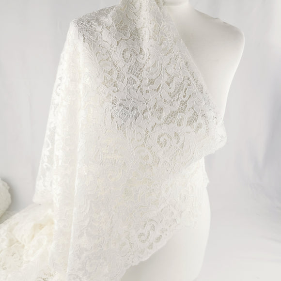Scalloped Lace