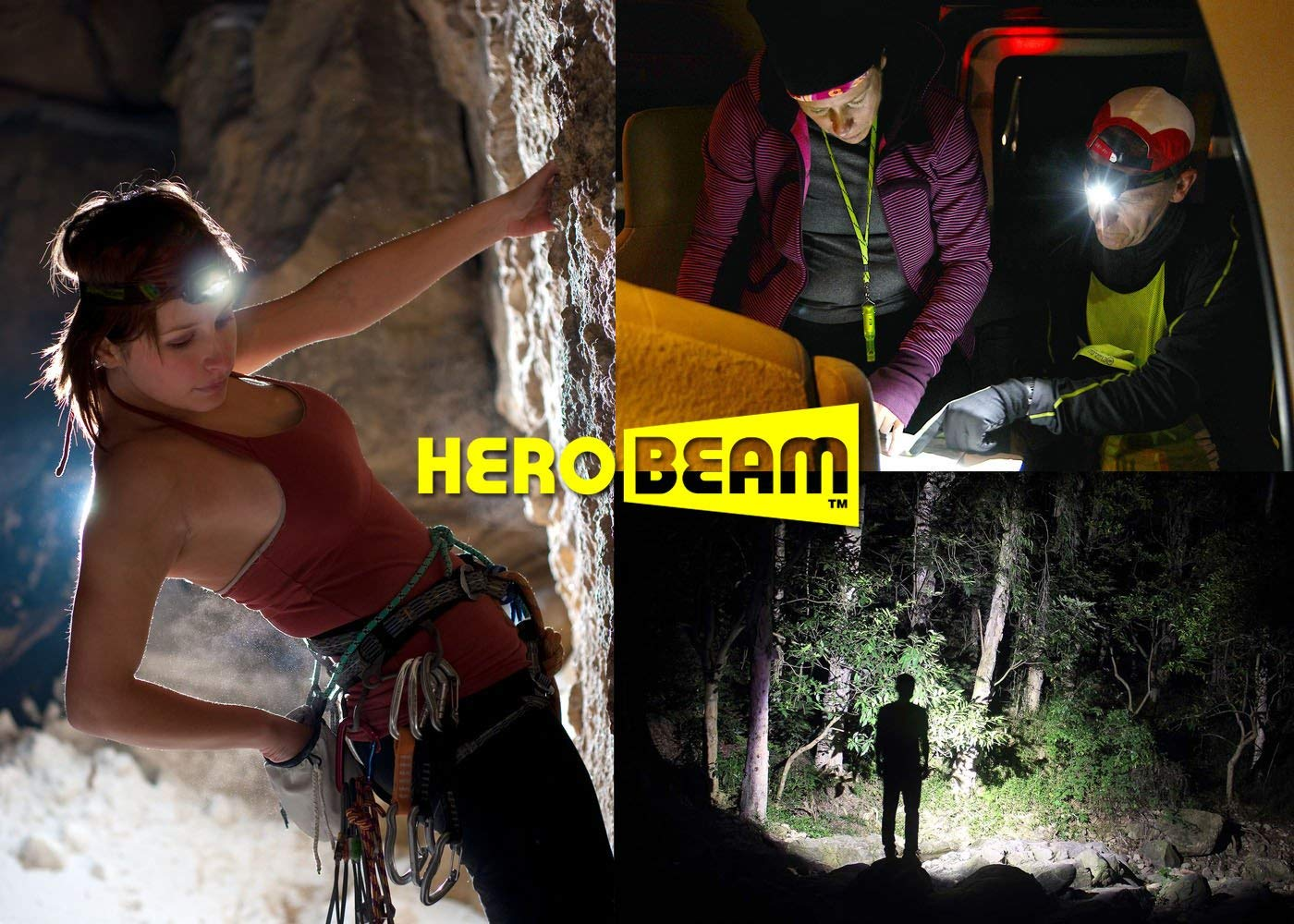 HeroBeam® Ultimate Headlamp