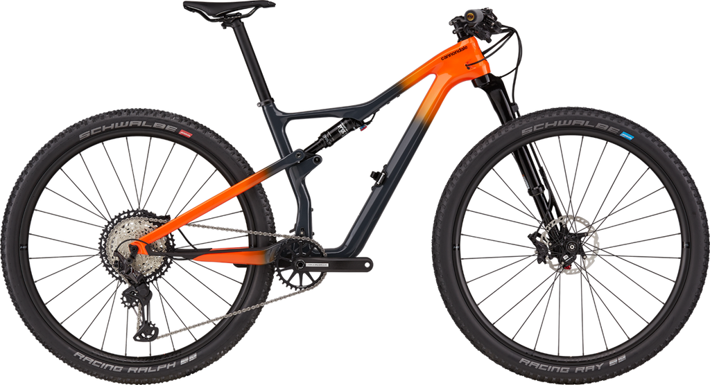 Cannondale Scalpel 2 Carbon 29 Lefty MTB Fully 2021