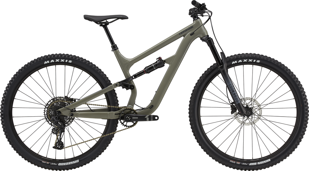 Cannondale Habit 4 Alu 29 Mountainbike MTB 2021