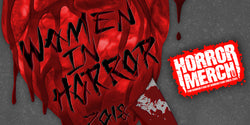 Horrormerch.com To Donate Proceeds To Ovarian Cancer Research Fund Alliance Between Jan 20-Feb 28
