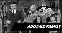 Addams Family Clothing Items And Collectibles