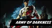 Army Of Darkness Clothing Items And Collectibles