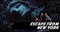 Escape From New York Clothing Items And Collectibles
